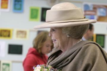 Nyderlandų Karalienė lankysis Vilniuje, Trakuose ir Kaune