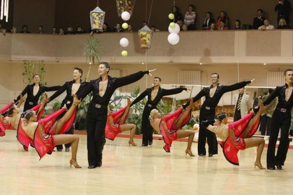 Vilniuje vyks Lotynų Amerikos šokių ansamblių pasaulio čempionatas