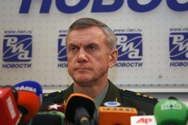 NATO sulaukė Rusijos grasinimų
