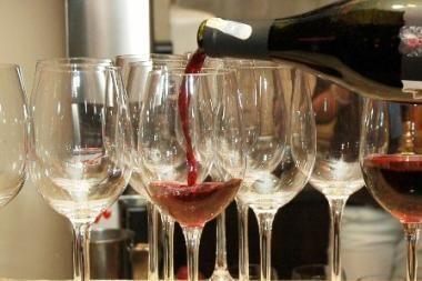Vyno gurmanams - jauno vyno šventė
