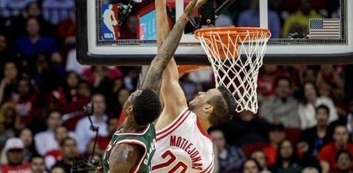 """Kuklus D. Motiejūno indėlis į """"Rockets"""" pergalę"""