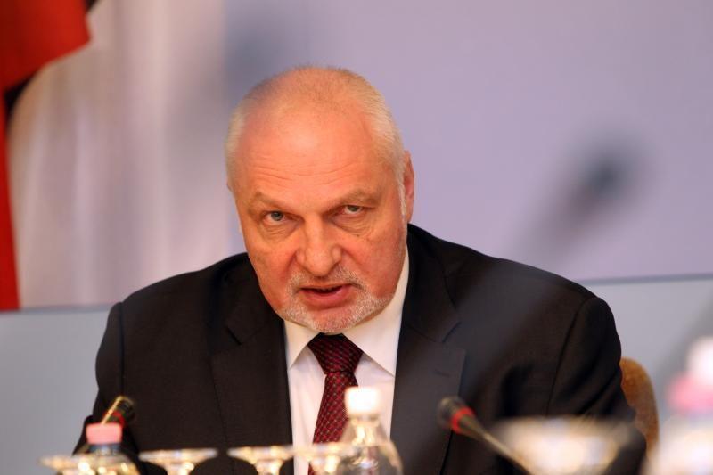 V. Mazuronis: atsakymus dėl Astravo tikimės gauti per porą savaičių