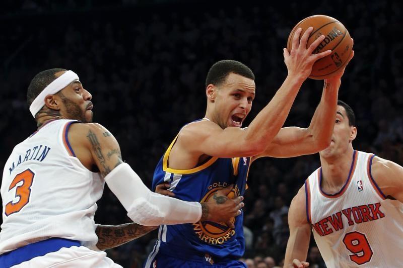 NBA: žvėriški S. Curry ir T. Chandlerio pasirodymai (rezultatai)