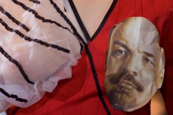 Lenkijoje reklama su Lenino atvaizdu išprovokavo pasipiktinimą