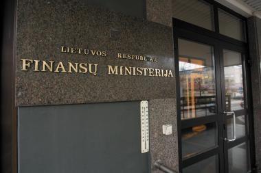 Finansų ministerija ketina už 3,5 mln. litų samdyti konsultantus