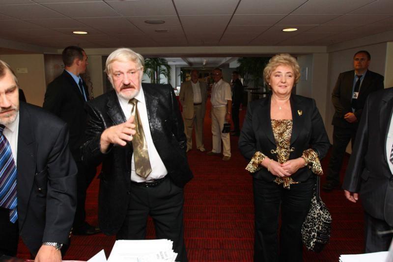 K.Brazauskienė teigia partijos pavadinimui neteikianti reikšmės