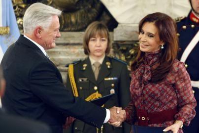 Argentinos lietuviai palaiko V.Adamkaus veto