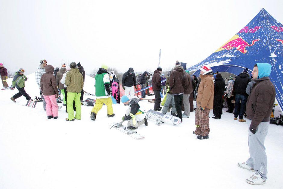 Druskininkai turės ištisus metus veikiančias slidinėjimo trasas