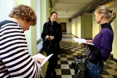 Išeivijos ir lietuvių kilmės užsieniečių studijoms - 175 tūkst. litų