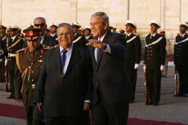 G.W.Bushas atsisveikino su Iraku