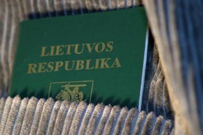 Naujasis Seimas turės imtis naujo Pilietybės įstatymo