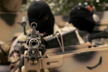 Irake žuvo trys amerikiečių kariai