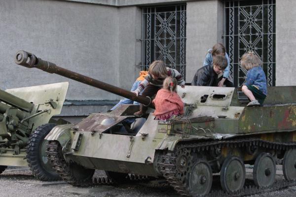 Ar Lietuvoje reikia muziejaus vien vaikams?