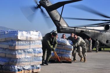 Lietuviai nukentėjusiesiems Haityje jau paaukojo 70 tūkst. litų