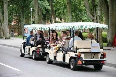 Vilniaus gatvėse kursuos elektromobiliai