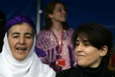 Kurdų politikei - 10 metų nelaisvės