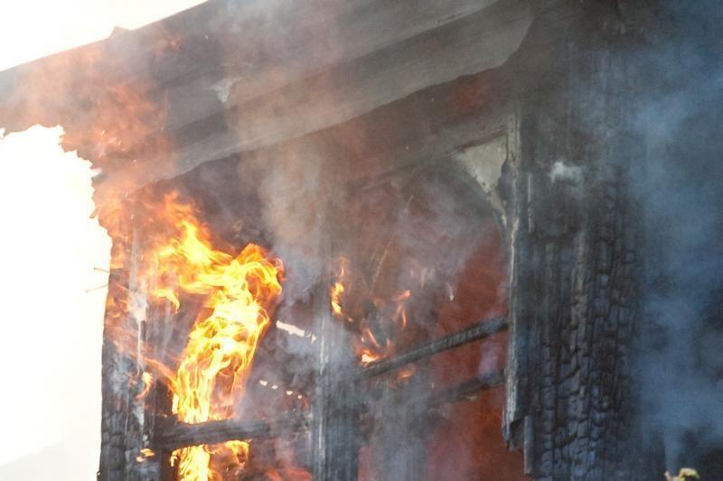 Šiemet gaisruose žuvo 90 žmonių