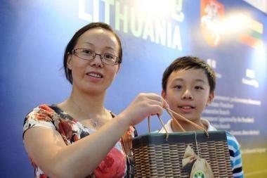 Lietuvos paviljoną Expo parodoje jau aplankė 2 mln. lankytojų