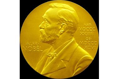 Favoritais gauti Nobelio taikos premiją laikomi kinų disidentas ir išeivių iš Mianmaro radijas
