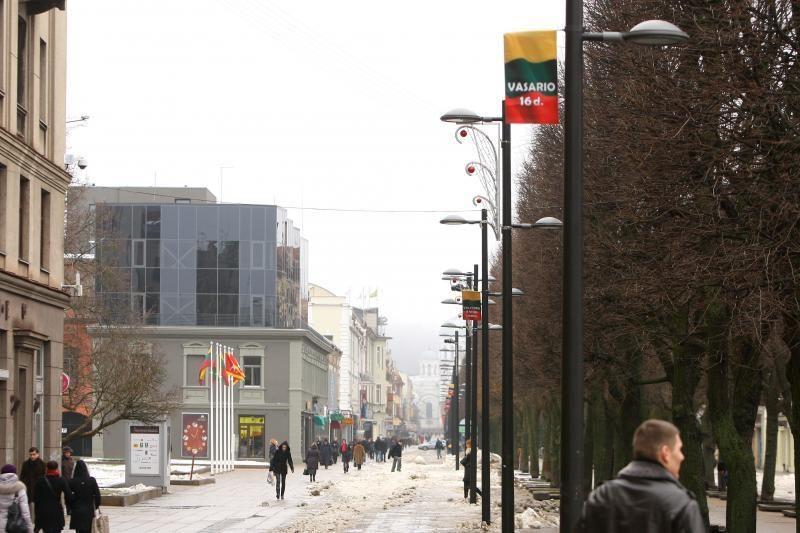 Kauno savivaldybė tebešvenčia Vasario 16-ąją