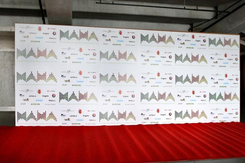 """M.A.M.A. apdovanojimų belaukiant: """"Žalgirio"""" arenoje verda darbas"""