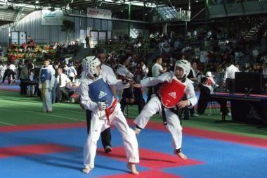 Europos jaunių taekvondo čempionato bronza - klaipėdiečiui