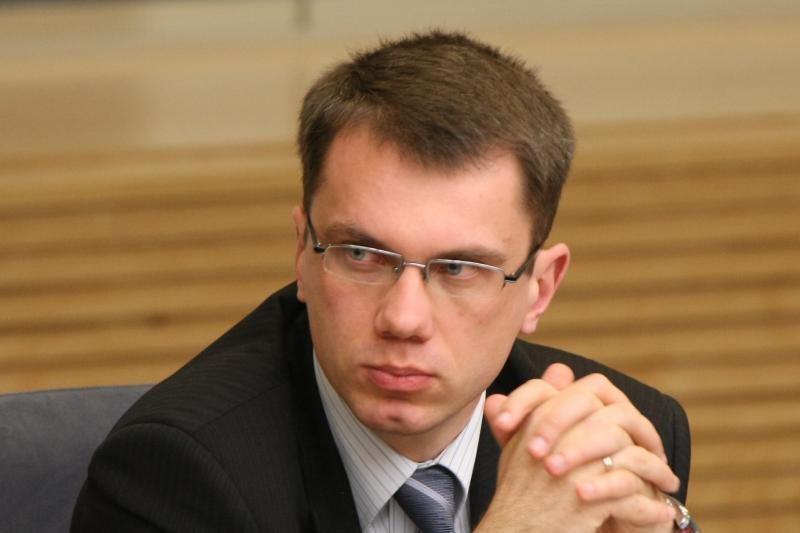V.Kurpuvesas paliko Seimo Krikščionių partijos frakciją