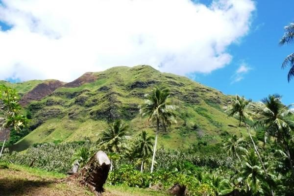 """""""Ragainės II"""" įgulos įspūdžiai iš Prancūzijos Polinezijos"""