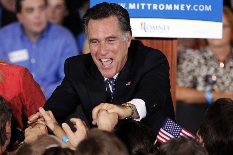 M.Romney sutriuškino savo varžovą per pirminius rinkimus Floridoje