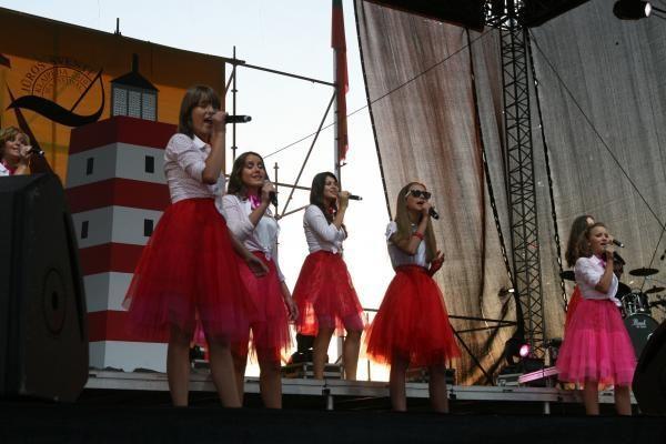Šeštadienio Jūros šventės koncertai stebino įvairove