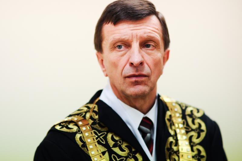 KTU rektorius P.Baršauskas: Kaune bus verslumo centras (papildyta)
