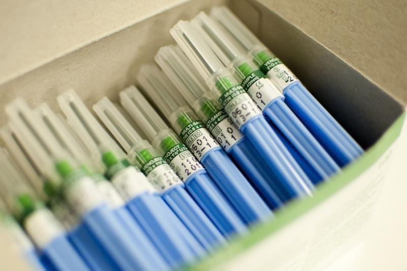 Gruodį nuo gripo nemokamai pasiskiepijo apie 10 tūkst. žmonių