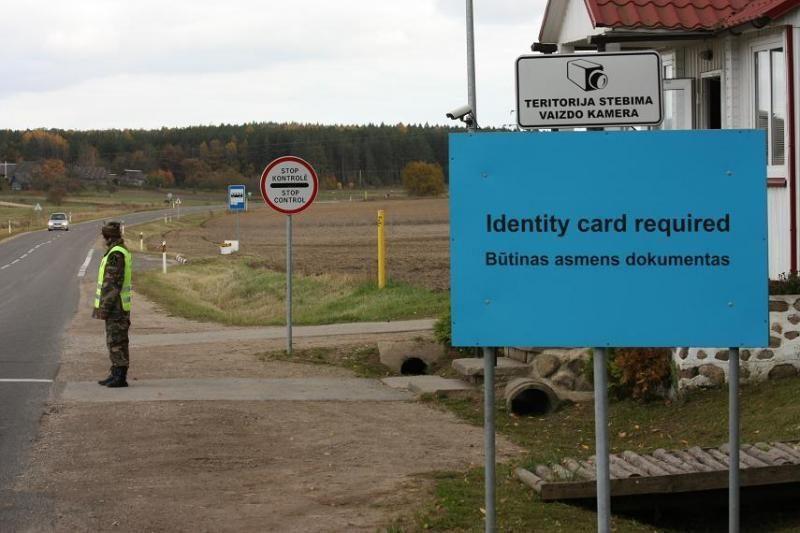 Iš Lietuvos norėjo išvykti su suklastota tapatybės kortele