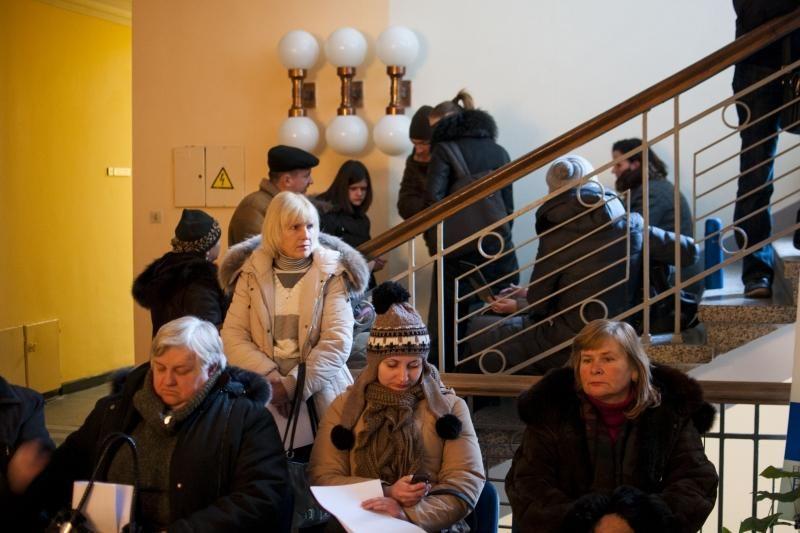 Kaune – akmens amžius? Norintieji prekiauti eilėje stovėjo per naktį