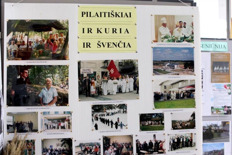 Vilniaus Savivaldybėje – seniūnijų nuotraukų ir darbų paroda