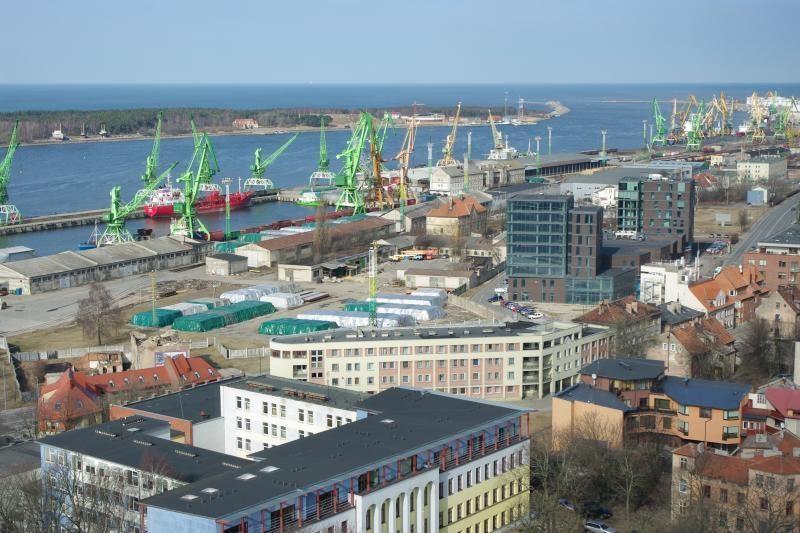 EK atstovai inspektavo Klaipėdos uostą