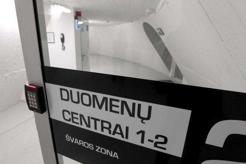 Televizijos bokšte įrengtas duomenų centras