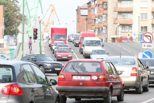 Klaipėdos kunigai šventins automobilius