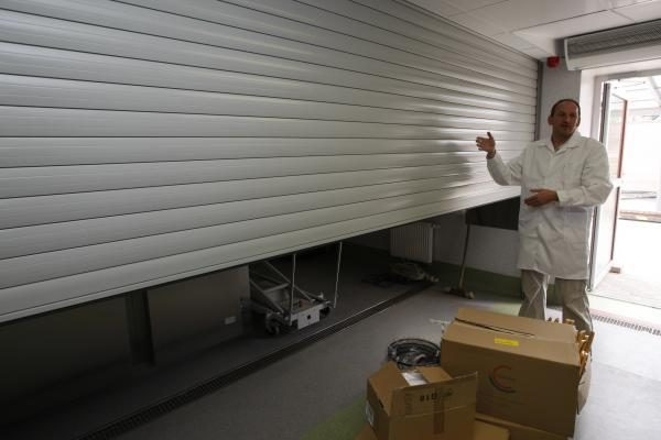Klaipėdoje bus atidarytas naujas morgas