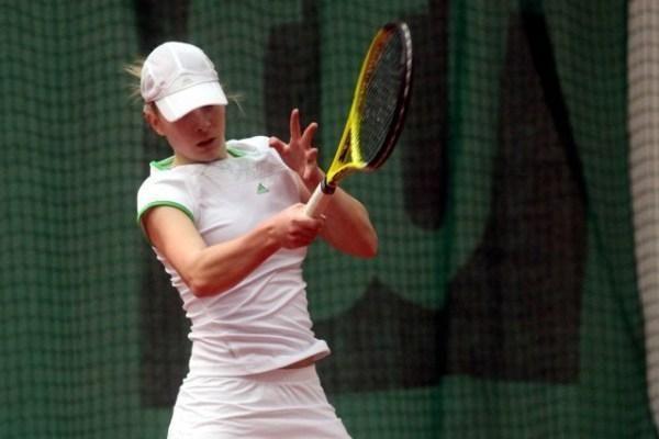 J.Eidukonytė - ITF serijos teniso turnyro Švedijoje ketvirtfinalyje