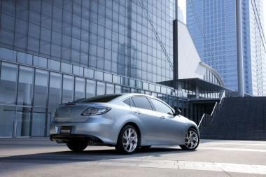 "Japonijoje pagaminta jau du milijonai ""Mazda6"""