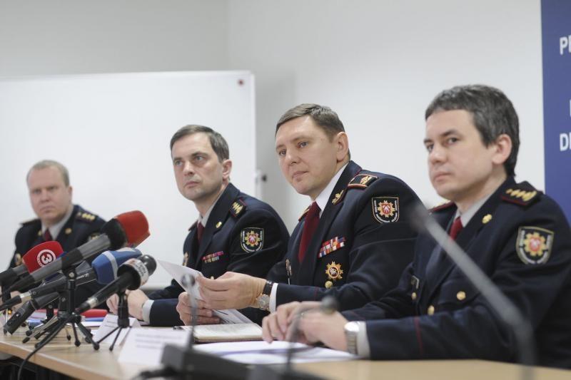 Reforma:  Lietuvoje  mažėja gaisrinių