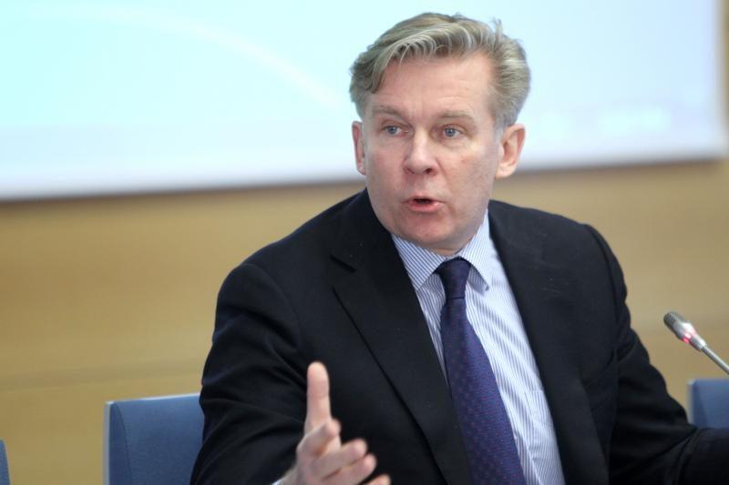 A.Ažubalis aiškino, kaip siekiama spręsti Vilniaus krašto problemas