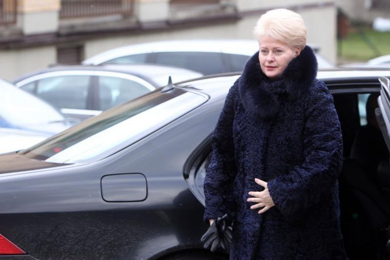 D.Grybauskaitė: fiskalinė drausmė ir atsakomybė Lietuvai tinka