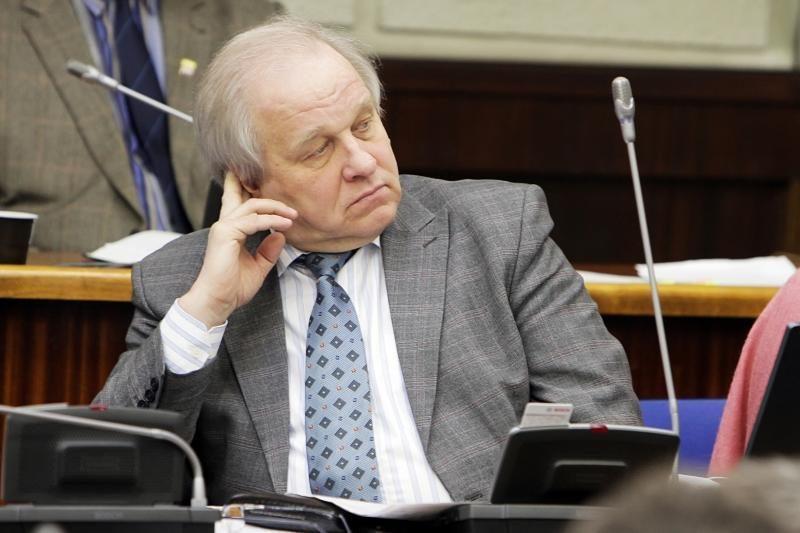 Klaipėdos vicemeras V.Čepas prisijungė prie liberalų
