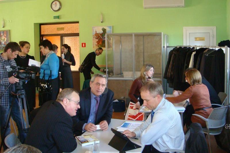 Kaliningrade – verslo partnerių žvalgytuvės