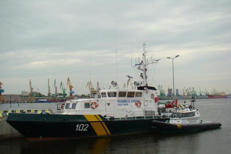 Klaipėdos uoste sulaikyti penki filipiniečiai nelegalai