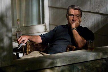 Robertas De Niro ir Sigourney Weaver vaidins psichologiniame trileryje