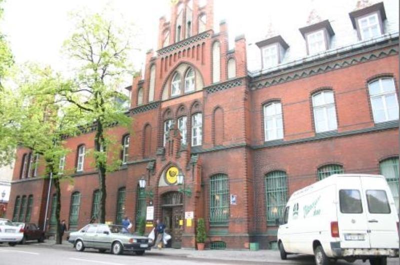 Klaipėdiečiams - apie senojo pašto pastato paslaptis