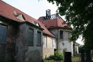 Buvusios skerdyklos pastatas gali atitekti valstybei